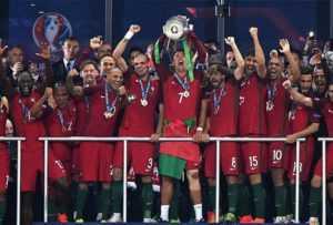 Победители Евро 2016