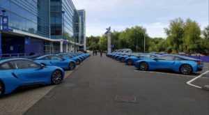 Автомобили BMW i8