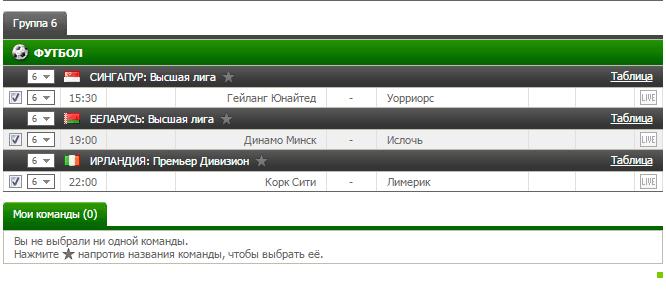 Бесплатный футбольный прогноз на 16.05.2017