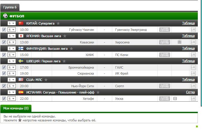 Бесплатный футбольный прогноз на 17.06.2017