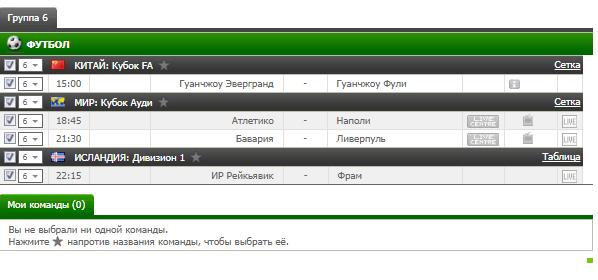Бесплатный футбольный прогноз на 1.08.2017