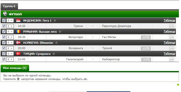 Бесплатный футбольный прогноз на 14.08.2017