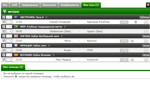 Бесплатный футбольный прогноз на 10.01.2018