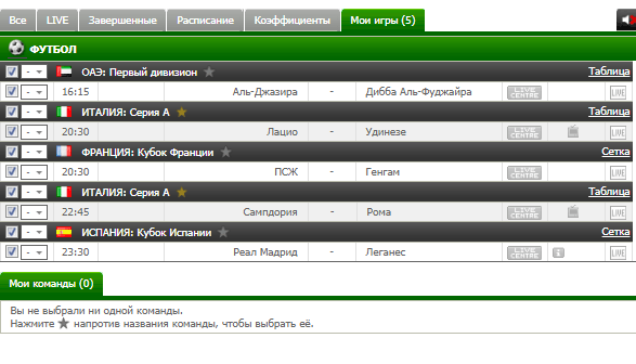 Бесплатный футбольный прогноз на 24.01.2018