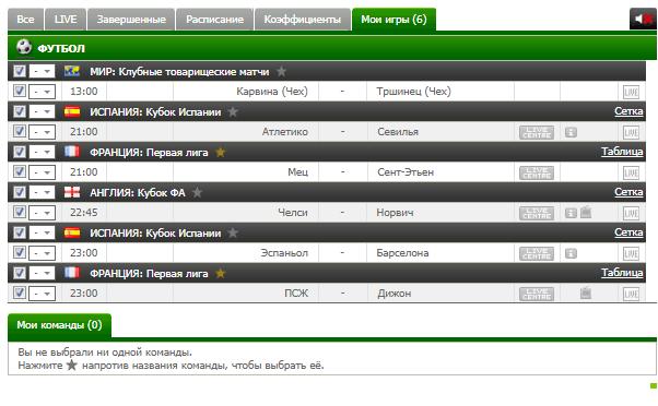 Бесплатный футбольный прогноз на 17.01.2018