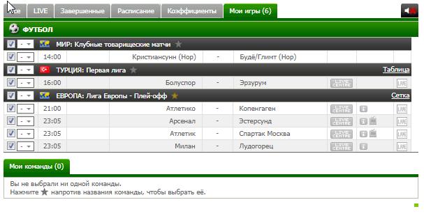 Бесплатный футбольный прогноз на 22.02.2018