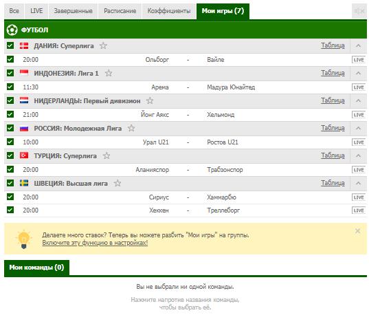 Бесплатный футбольный прогноз на 17.09.2018