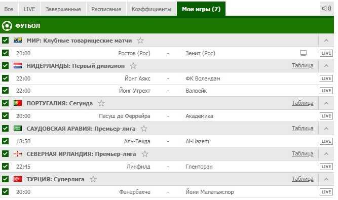 Бесплатный прогноз на футбол на 28.01.2019