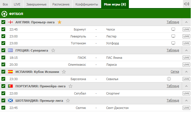 Бесплатный прогноз на футбол на 30.01.2019